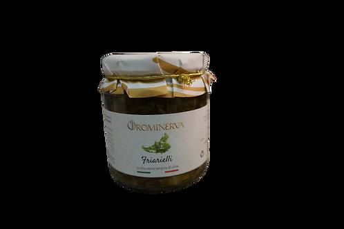 Friarielli in olio extravergine di oliva
