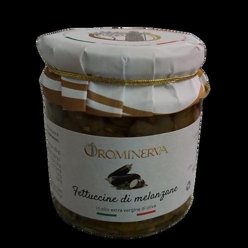 Fettuccine di Melanzane in olio extravergine di oliva