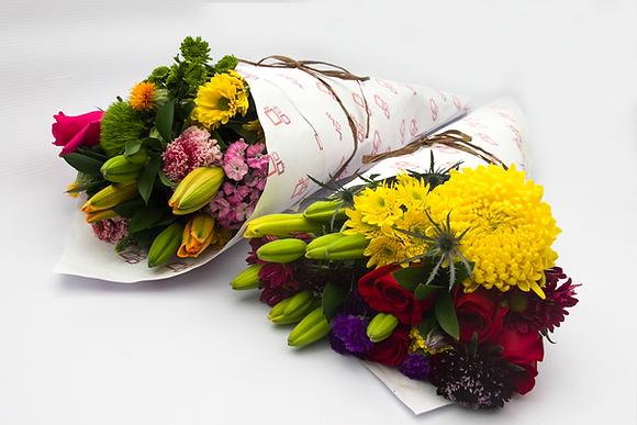 Bouquets listo para Jarrón