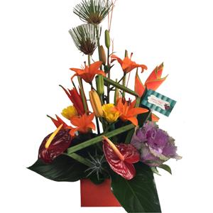 Flores Neón