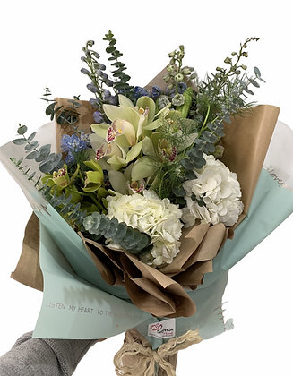 Orchid Bouquet the most wanted