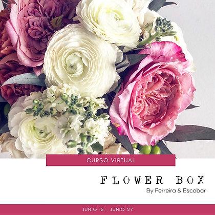 Flower Box curso virtual