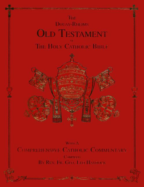 Premium Books- George Haydock's Catholic Bible Commentary
