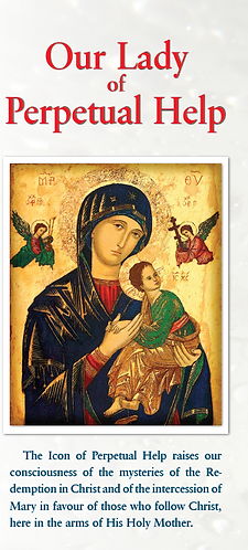 Flyer- Our Lady of Perpetual Help