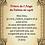 Thumbnail: Carte de prière -  Prière de l'Ange de Fatima 1