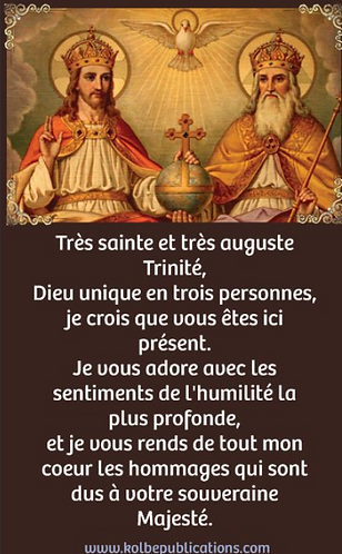 Cartes-prière :
