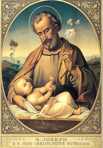 POSTER- St. Joseph