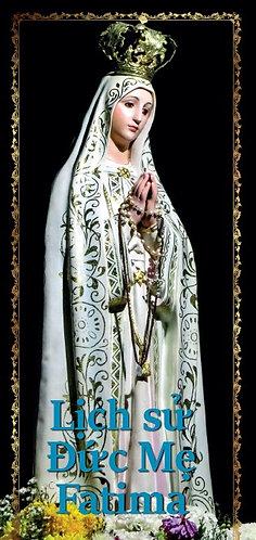FLYER- Lịch sử Đức Mẹ Fatima