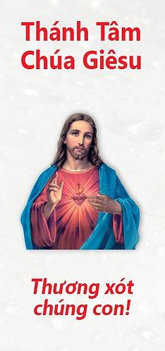 FLYER- Thánh Tâm Chúa Giêsu