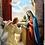 Thumbnail: Prayer Card -Rosary card set
