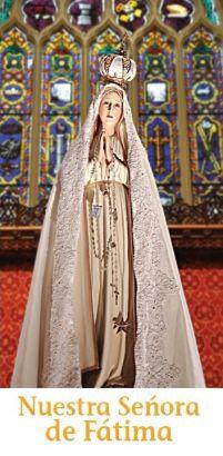 Folleto -Nuestra Señora de Fátima