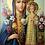 Thumbnail: Carte de prière-  Sub Tuum  Praesidieum