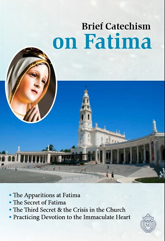 Brief Catechism on Fatima in Q/A format