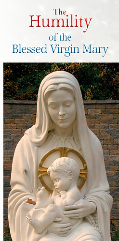FLYER-The Humility of the BVM