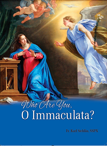 Who Are You, O Immaculata?