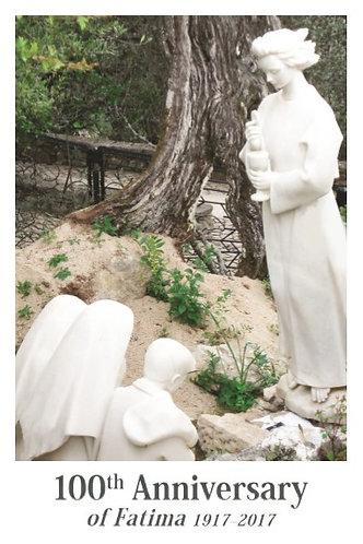 FATIMA CARD 6 - Prayer of the Angel of Fatima