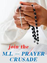 PRAYER CRUSADE