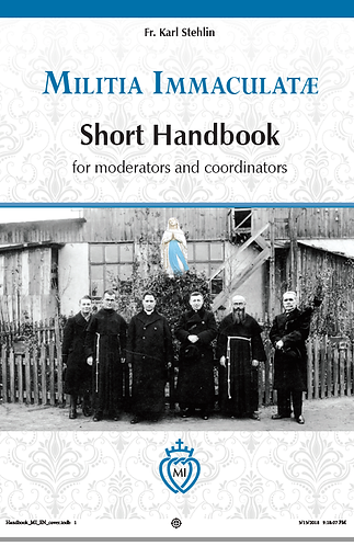 MI -Short Handbook for Moderators and coordinators