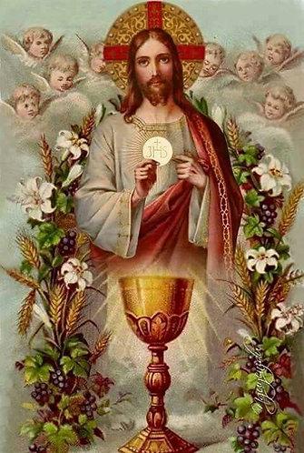PRAYER CARD - FATIMA ANGEL'S PRAYER