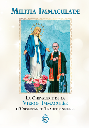 L'ordre de chevalerie de L'immaculee Vierge Marie(Observance traditionnelle) réi