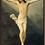 Thumbnail: prayer card- Anima Christi - Ame du Christ ( French )