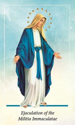 Prayer Card- BVM 1