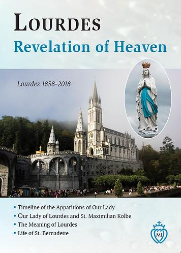 Lourdes--Revelation of Heaven