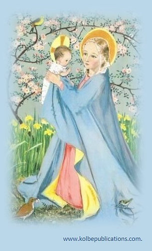 Children 's Hail Mary  Prayer