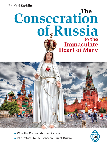Consecration of Russia -edited