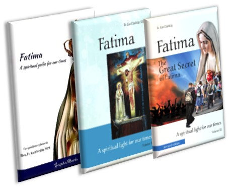 FATIMA BOOK set