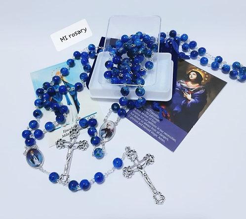 Rosary-MI- Immaculata/St Maximilian Kolbe
