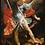 Thumbnail: Carte de prière-  St Michel Archange
