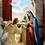 Card 5 - 1st Joyful Mystery -Annunciation