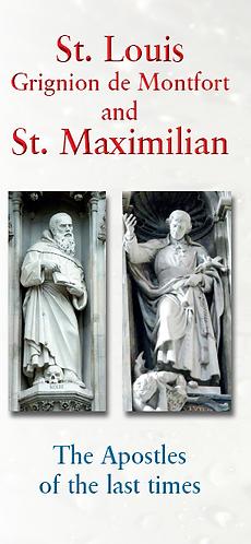 Flyer-St. Louis Grignion de Montfort & St.Maximilian