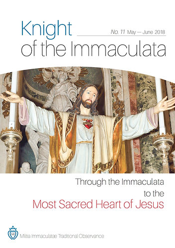 """Knight of the Immaculata""  No.11"