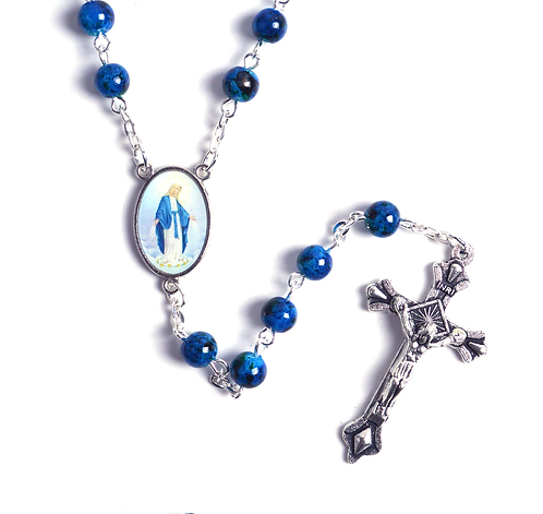 Lady of Grace Rosary -D1