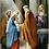 Card 8- 4th Joyful Mystery - Presentation in Temple