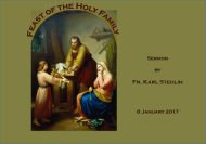 Video Recording Series 4: Holy Family
