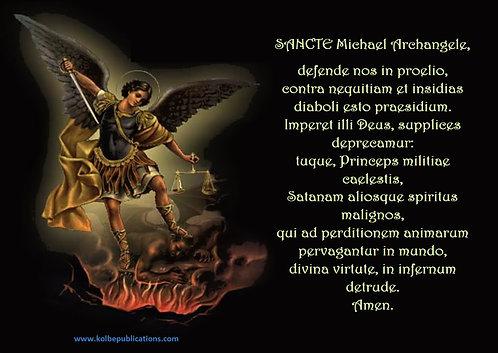 Tapis de Souris -St Michel Archange (Latin)