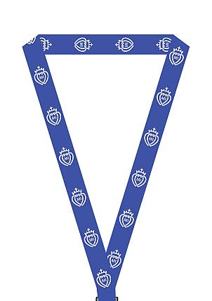 LANYARD  D2 -MI logo
