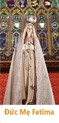FLYER- Đức Mẹ Fatima