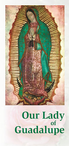 Flyer- Our Lady of Guadalupe