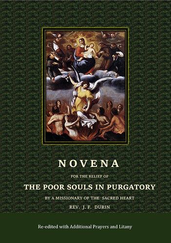 NOVENA -THE POOR SOULS IN PURGATORY