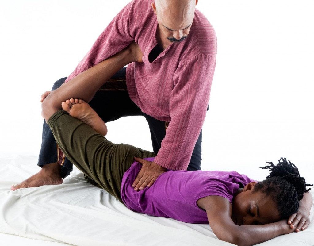 45 Minutes Lumbar & Hip Relief