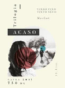 Rótulo - Trilogia de vinhos Albuquerque & Davo