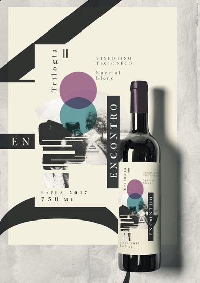 Vinho Trilogia - Encontro [Nathan Franco]