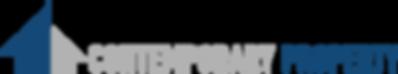 Contemporary Property Logo
