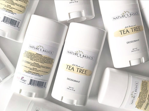 TEA TREE DEODORANT STICK