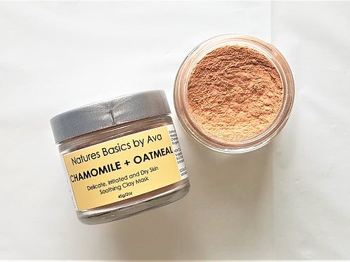 CHAMOMILE CLAY MASK