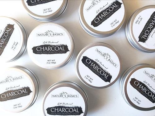CHARCOAL WOUND HEALING SALVE